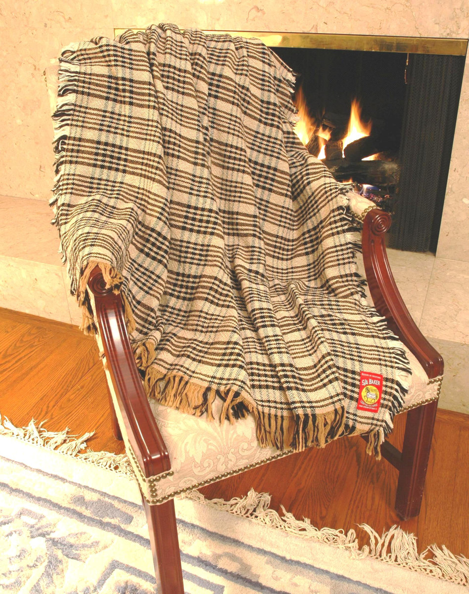 Baker Plaid Car Seat Covers