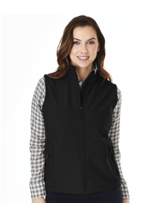Ladies and Mens Classic Soft Shell Vest